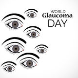 Glaucoma Day Stock Image