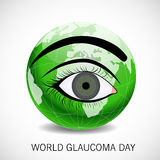 Glaucoma Day Royalty Free Stock Photography