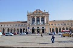 Glavni kolodvor, Zagreb Royaltyfri Bild