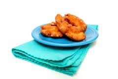Glazed Buttermilk Doughnut Royalty Free Stock Images