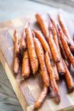 Glazed carrots Royalty Free Stock Photo