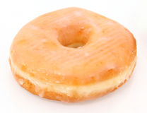 Glazed Donut Stock Photo