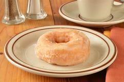 Glazed donut Royalty Free Stock Images