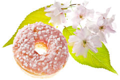 Glazed Donut Stock Photos