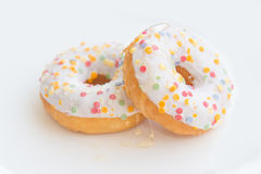 Glazed donuts Stock Photography
