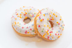 Glazed donuts Royalty Free Stock Photo