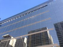 Glazed facade Royalty Free Stock Photography
