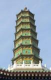 Glazed Longevity Pagoda Stock Photos