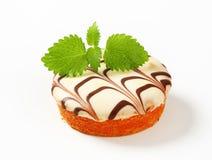 Glazed mini cake Stock Photography