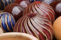 Glazed Pottery Stock Images