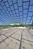 Glazed roof of the Olympic stadium in Munich, Germany Stock Photography