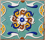 Glazed tile 5 Royalty Free Stock Image