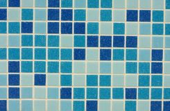 Glazed tile background Stock Images