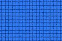 Glazed Tile. Blue glazed tiles for different purposes Royalty Free Stock Photography