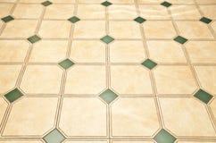 Glazed tile Stock Photography