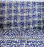 glazed tile floor pattern attractive Royalty Free Stock Photos