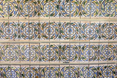 Glazed Tiles, Handmade, Textures, Art Royalty Free Stock Photo