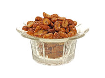 Glazed Toasted Peanuts Royalty Free Stock Image
