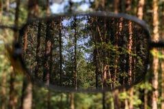 Glazen stock foto