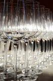 Glazen 2 Royalty-vrije Stock Afbeeldingen