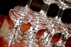 Glazen royalty-vrije stock afbeeldingen