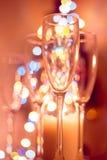 Glazen Boke Kerstmis Stock Afbeelding