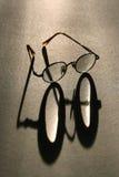 Glazen. Bril Royalty-vrije Stock Afbeelding