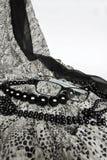 Glazen en juwelen Royalty-vrije Stock Foto