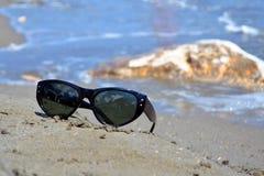 Glazen van de zon stock foto's