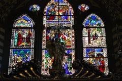 Glazen van st. Maria korte roman Royalty-vrije Stock Afbeelding