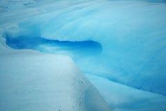 Glazial- Eis lizenzfreie stockfotos