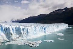 Glazier in Patagonia stock photo