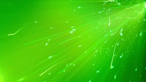 Glazing Green Curvy Lines. A mysterious 3d rendering of light green curvy lines rushing askew in the green background. They twirl and whirl like dazzling Royalty Free Stock Photo