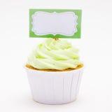 GLB-Cake met een tekenraad stock fotografie