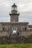 GLB DE Carteret Lighthouse Stock Afbeelding
