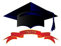 GLB-Klasse van 2020 royalty-vrije illustratie