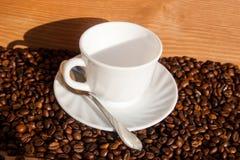 GLB van koffie Stock Afbeelding
