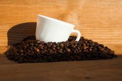 GLB van koffie Royalty-vrije Stock Foto