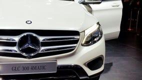 Glc 300 της Mercedes Στοκ εικόνα με δικαίωμα ελεύθερης χρήσης