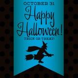 Glückliches Halloween! Stockbilder