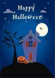 Glückliches Halloween Lizenzfreies Stockbild