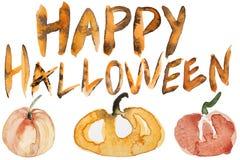 Glückliches Halloween Stockbilder