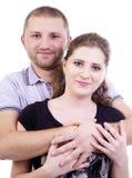 Glückliches Paar Lizenzfreie Stockfotos