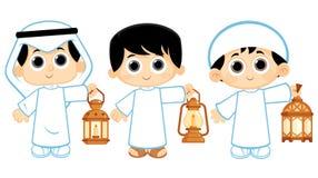 Glückliches Ramadan Lizenzfreies Stockfoto