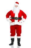 Glückliches Weihnachten Sankt Lizenzfreies Stockfoto