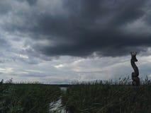 Glebas湖 免版税图库摄影