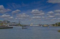 Glebe Parramatta flod Arkivfoton