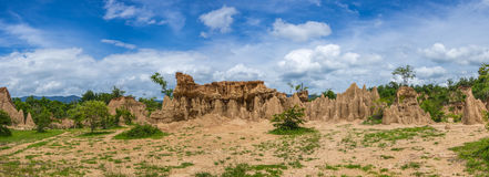 Glebowa halna panorama obraz royalty free