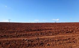 Glebowy przygotowanie Fotografia Stock