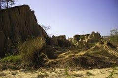 Glebowy słup Cudowny Zdjęcie Stock